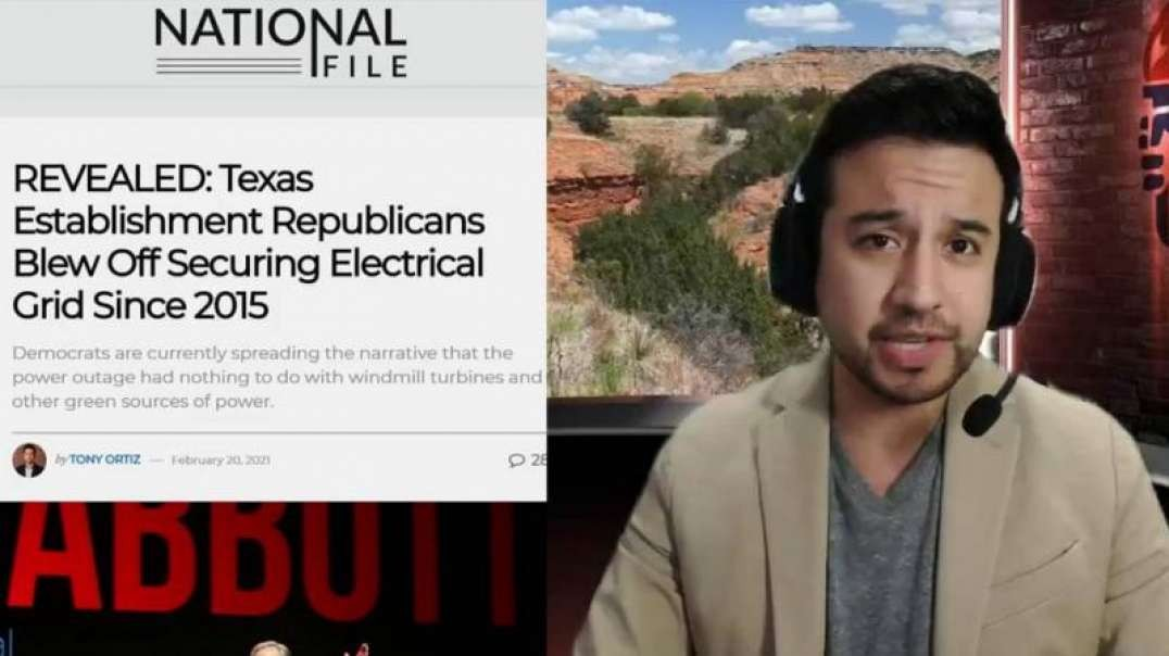 Texas Journalist Exposes Republicans For Ignoring Power Grid Vulnerabilities Since 2015