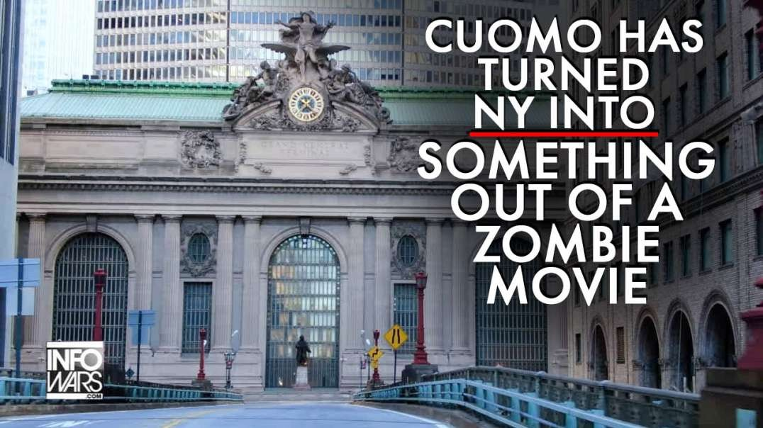 Anthony Cumia- Cuomo Has Turned NY Into 'Something Out of a Zombie Movie'