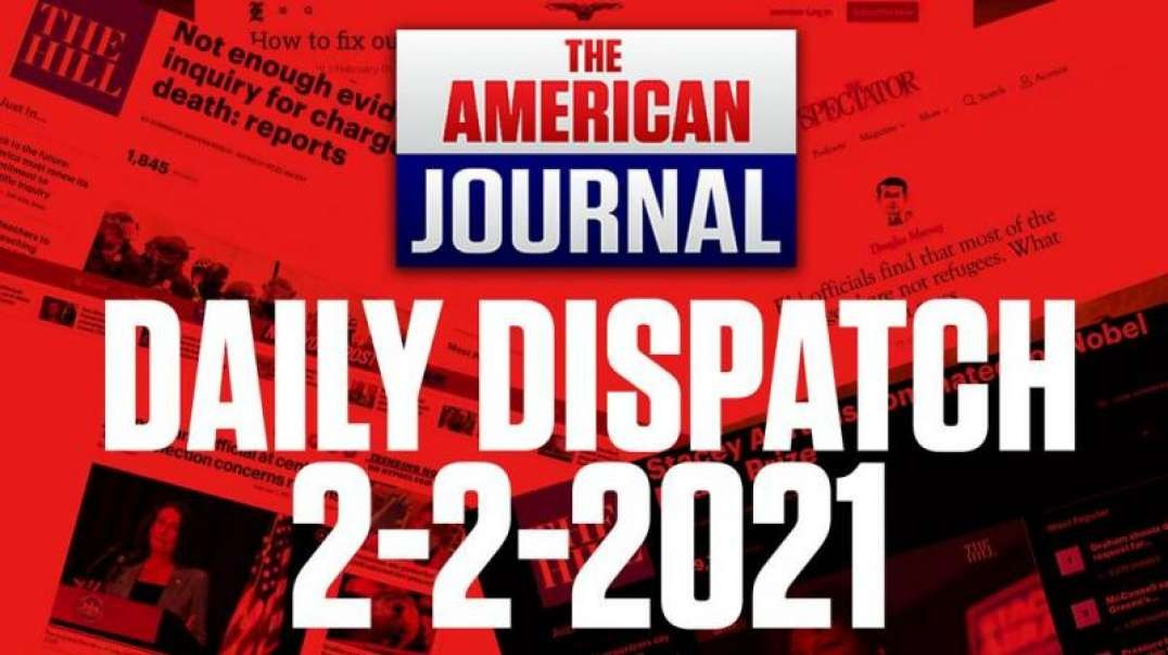 Daily Dispatch 2-2-21 : Refugees, Radicals and Peace Prizes