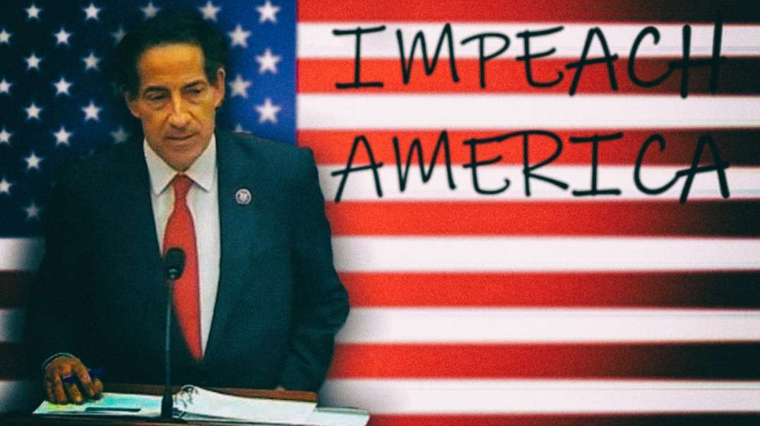 DC Criminals Attempt To Impeach America