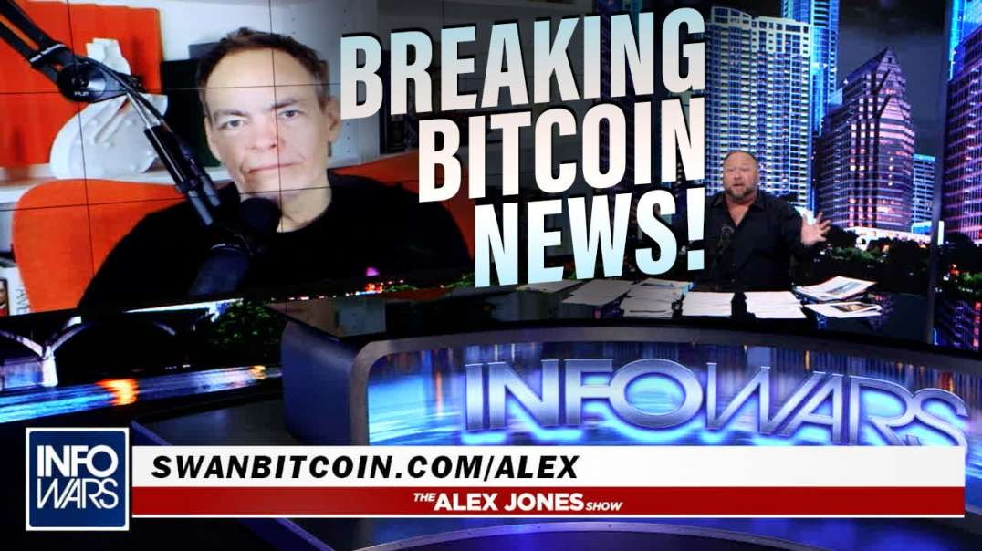 Max Keiser- The Bitcoin Civil War is Here