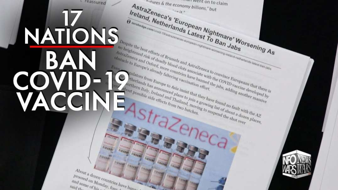 17 Nations Ban Covid-19 Vaccine