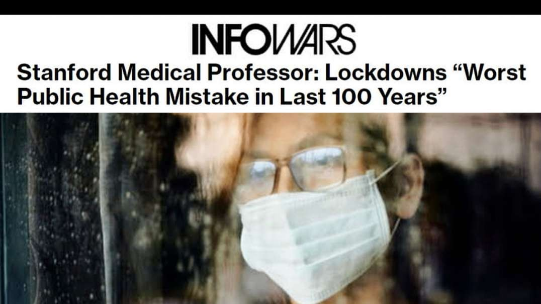 Submit to the Globalists' Medical Tyranny and Die