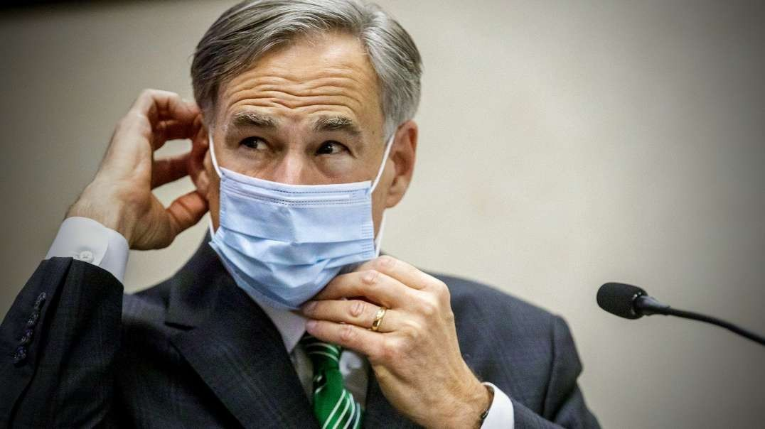 Texas Governor Ends Mask Mandate And Reopens Texas
