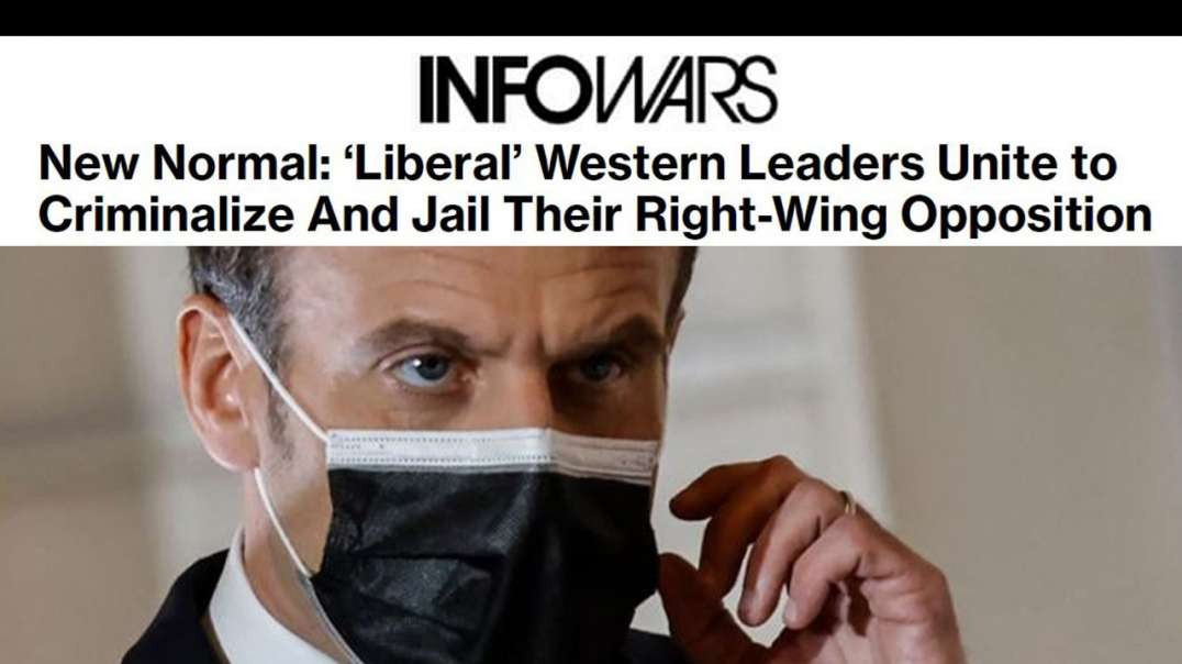 Learn The Future of Conservative Politics in Leftist Fascist State