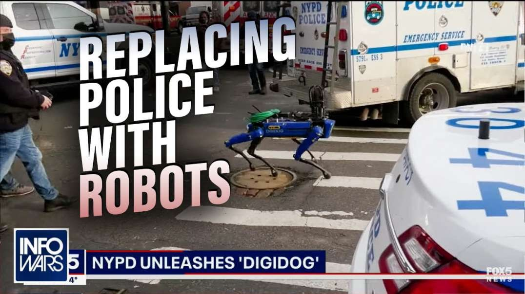 Replacing Police with Robots is the Goal of the Chauvin Trial
