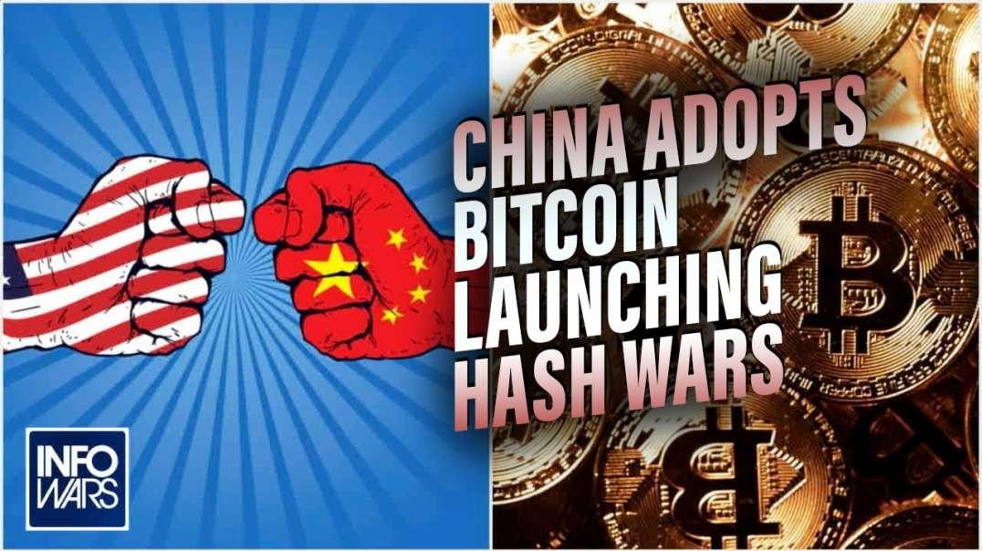 BREAKING- Chinese Adoption of Bitcoin Signals Hash Wars