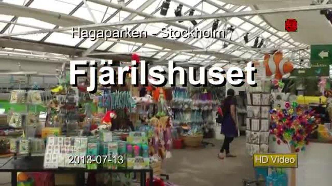 Tecknat Barn Svenska:Fjärilshuset (2008) Trailer (4D)