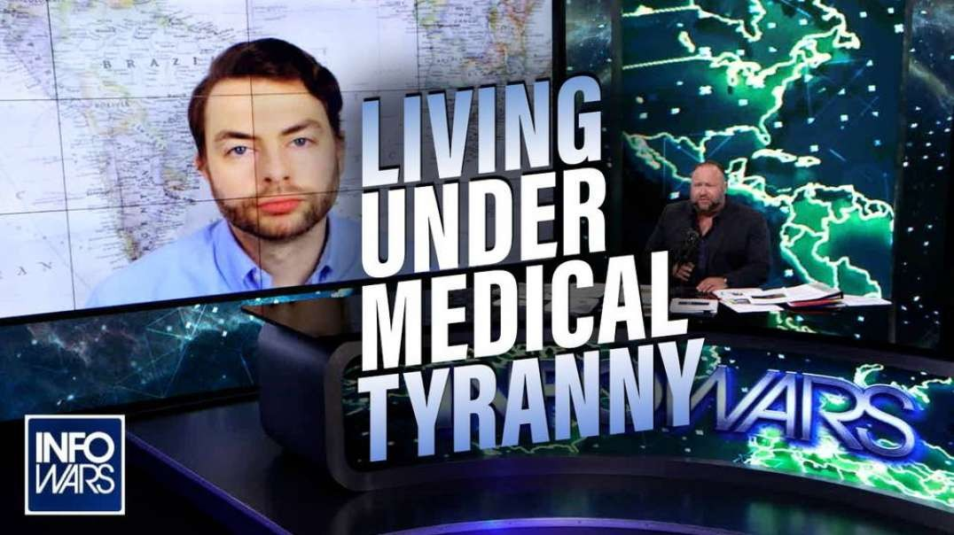 ⁣Paul Joseph Watson on Living with the UK Medical Tyranny Lockdown