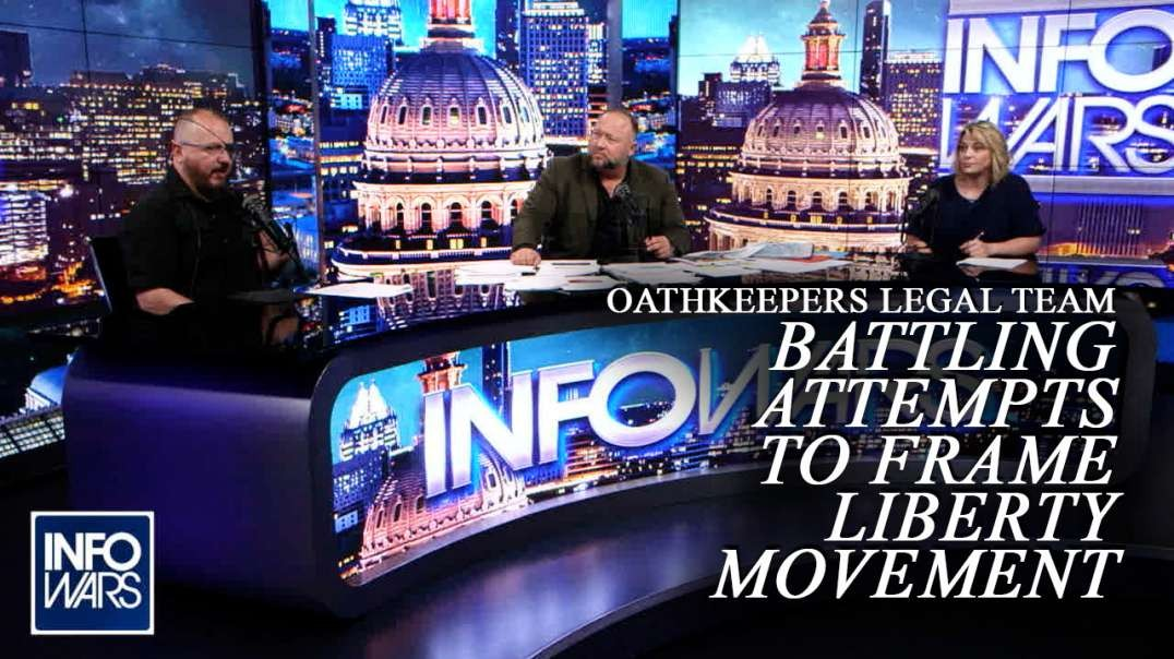 Oathkeepers Legal Team Fighting Attempts to Frame Liberty Movement as Insurrection