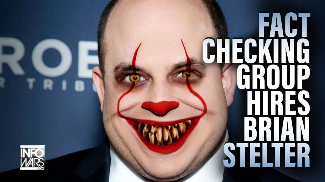 Hilarious- New Fact Checking Group Hires Brian Stelter