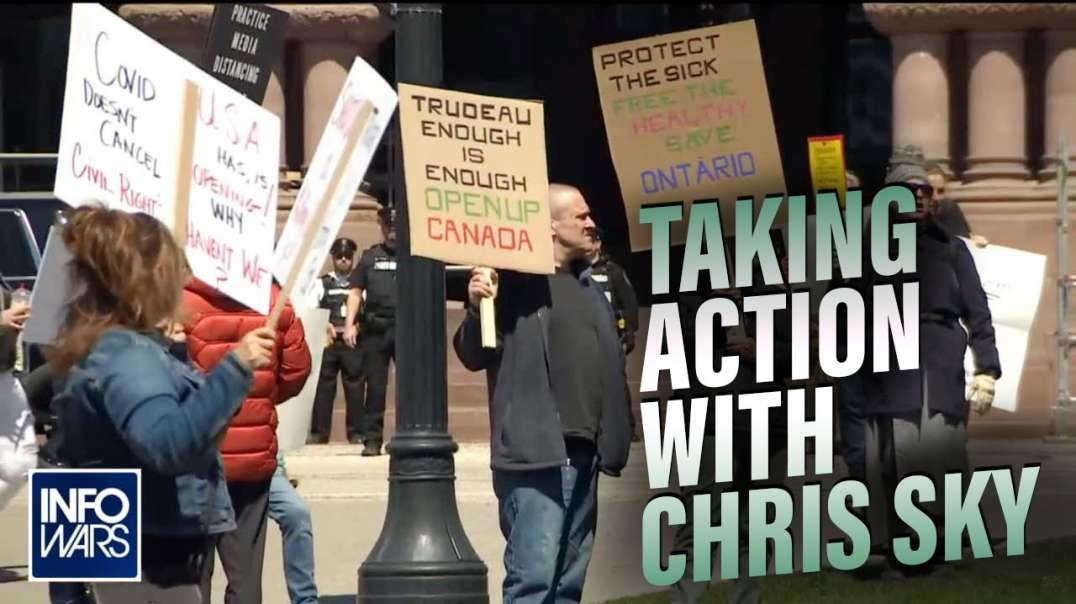 Taking Action With Chris Sky