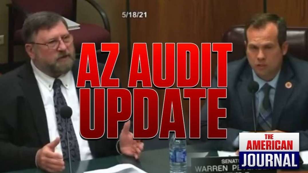 Maricopa County Audit- What's Happening Now And Where Does It Go