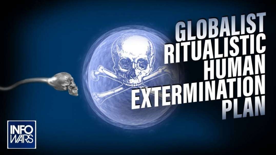 MSM Celebrates Globalist Ritualistic Human Extermination Plan
