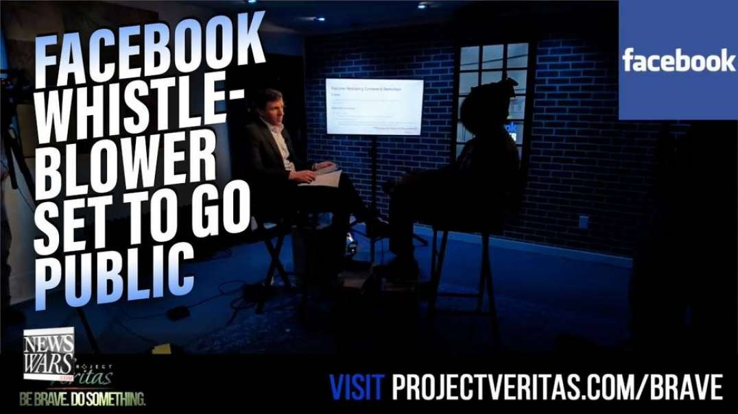 BREAKING EXCLUSIVE- Facebook Whistleblower Set to Got Public After Exposing Total Tyranny