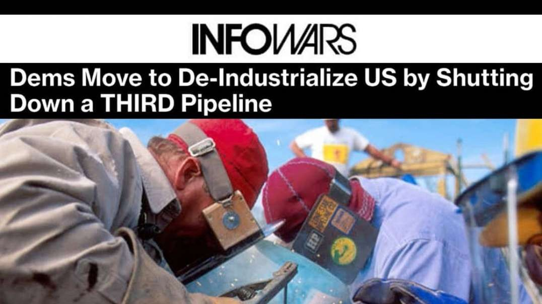 Communist China Targets US Energy Infrastructure Shutting Down Pipelines Nationwide
