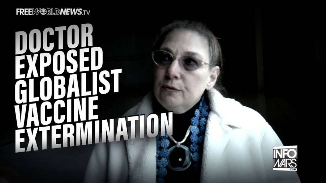 Doctor Exposed Vaccines For Extermination