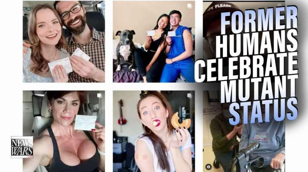 Former Humans Celebrate Their Mutant Status