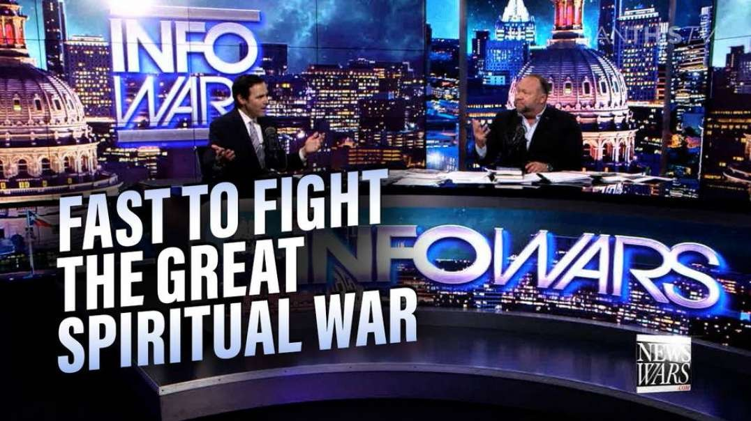 The Fast to Fight The Great Spiritual War with Drew Mason