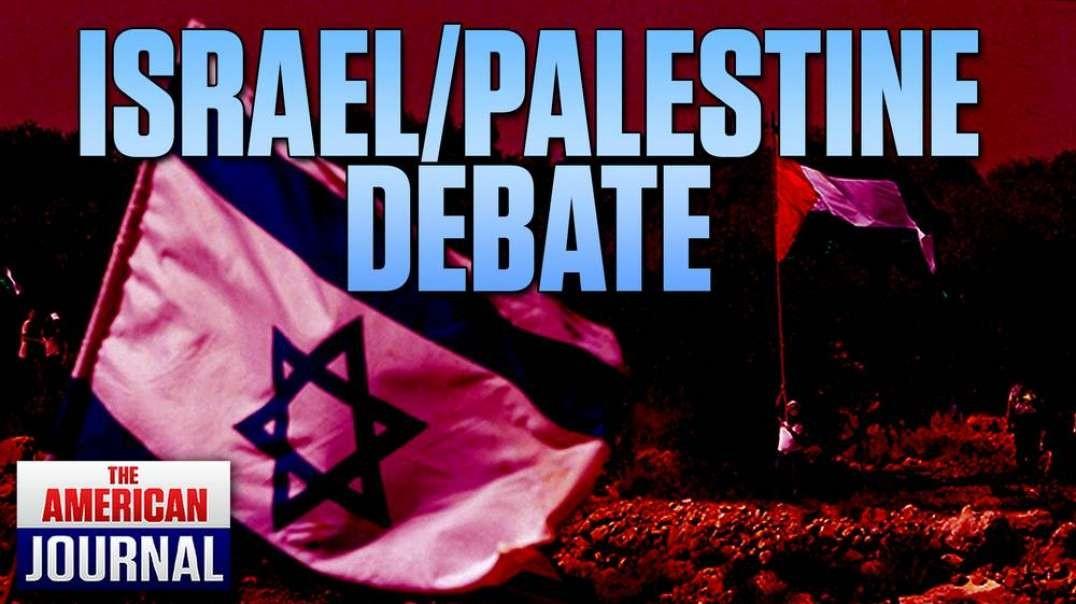 Infowars Callers On Both Sides of Israel-Palestine Debate