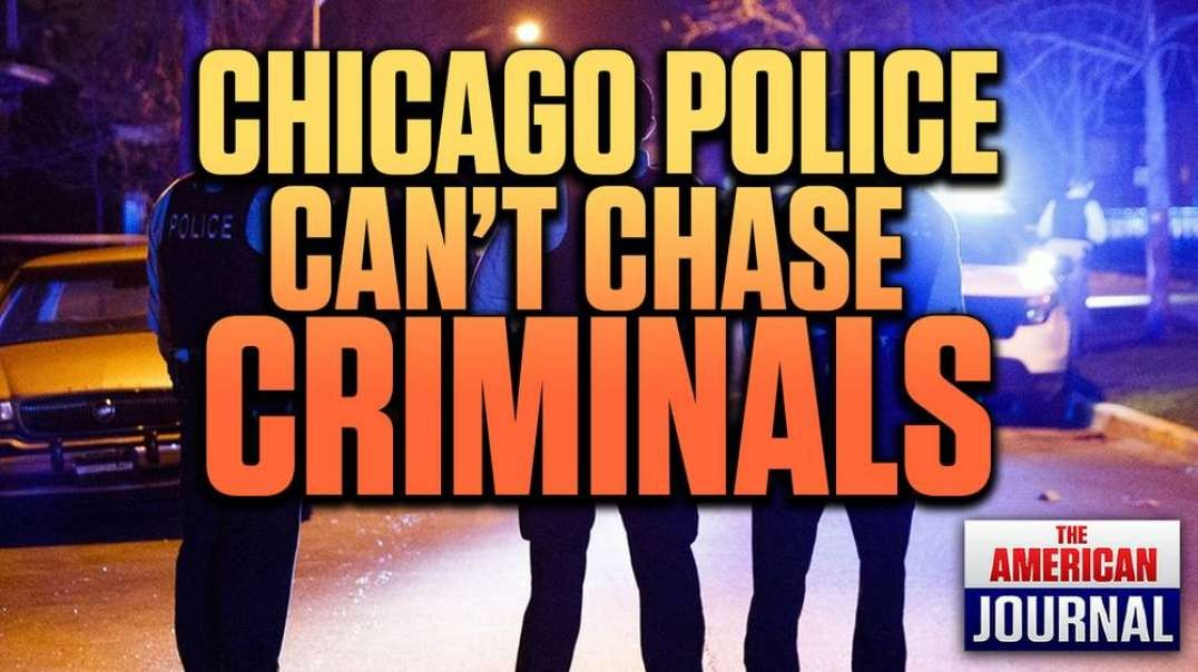 Chicago Mayor Tells Cops Not To Chase Fleeing Criminals