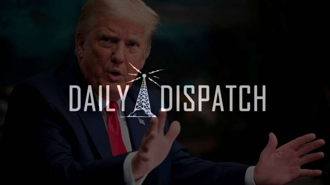Daily Dispatch- Trump Faces Grand Jury