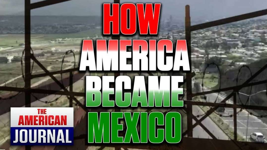 How America Became Mexico 1965 Hart-Celler Immigration Act