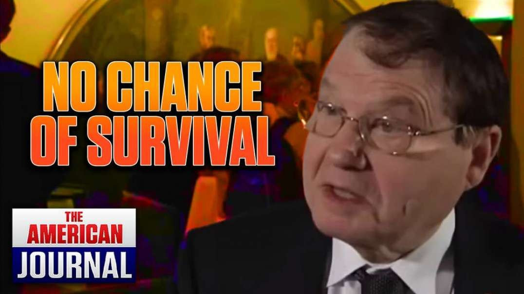 """Nobel Laureate Says """"No Chance of Survival"""" For Vaccine Takers"""