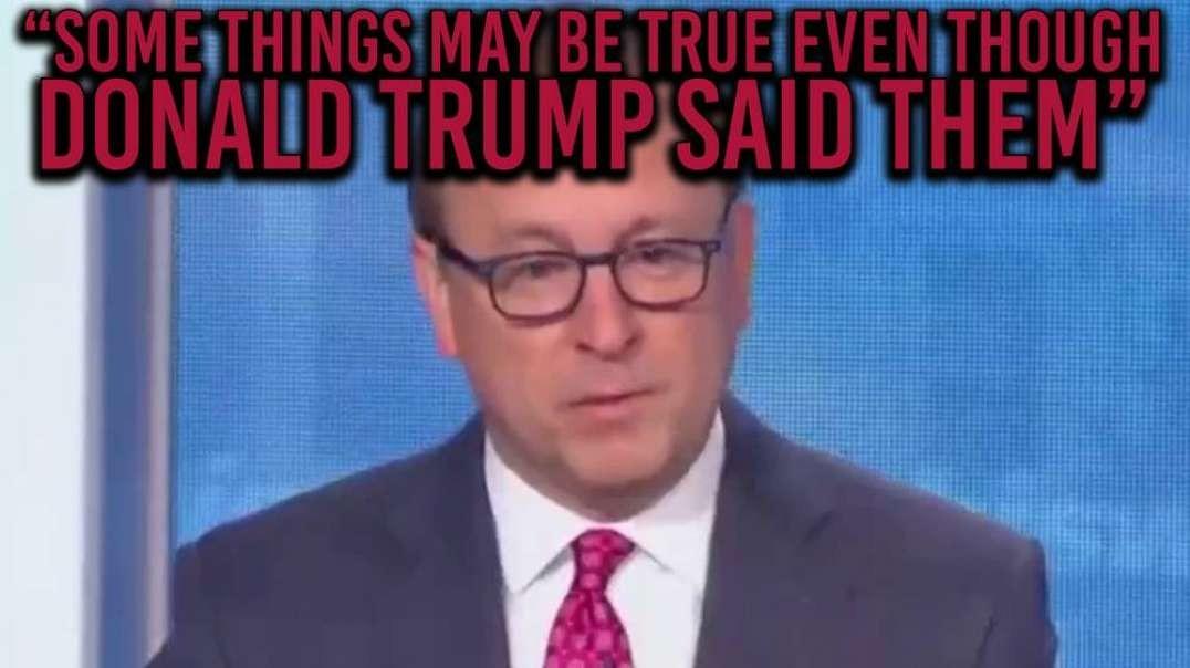 ABC News Admits Trump Was Right about Lab Origin