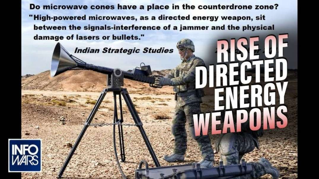 The Rise of Anti-Personnel Directed Energy Weapons