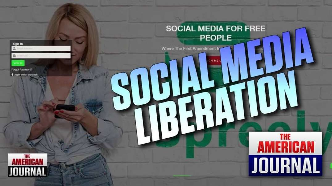 Founder Of Social Media Says It's Liberating To Free Yourself