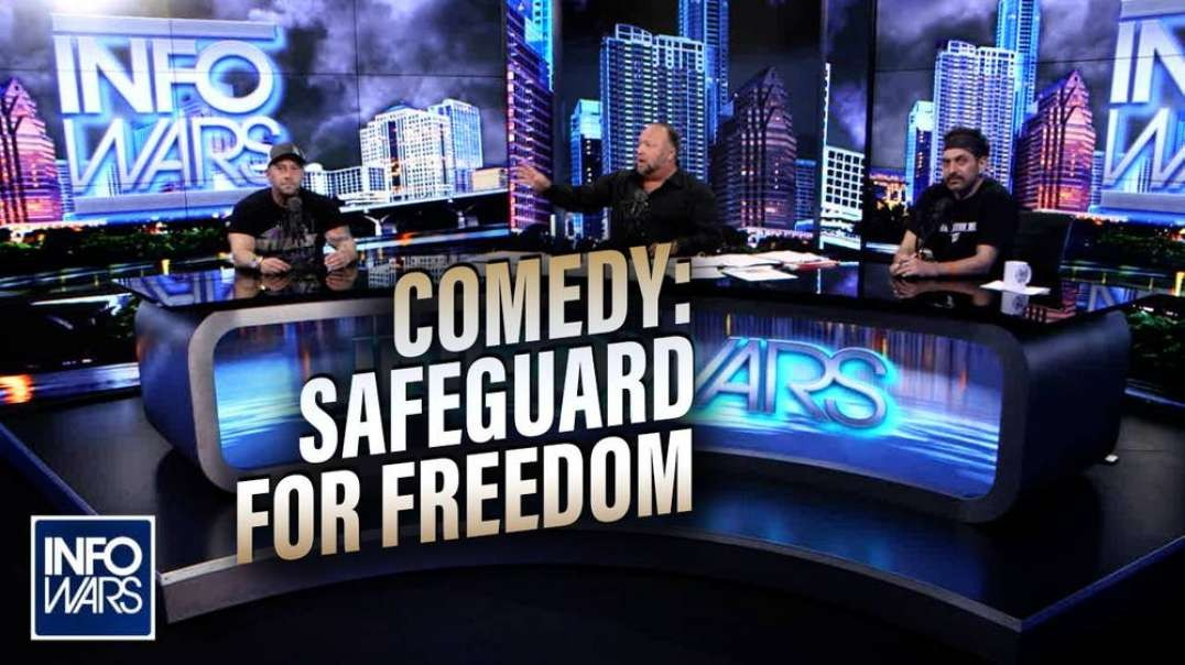 Comedy Has Become the Safeguard of Freedom Amid Authoritarian Cancel Culture