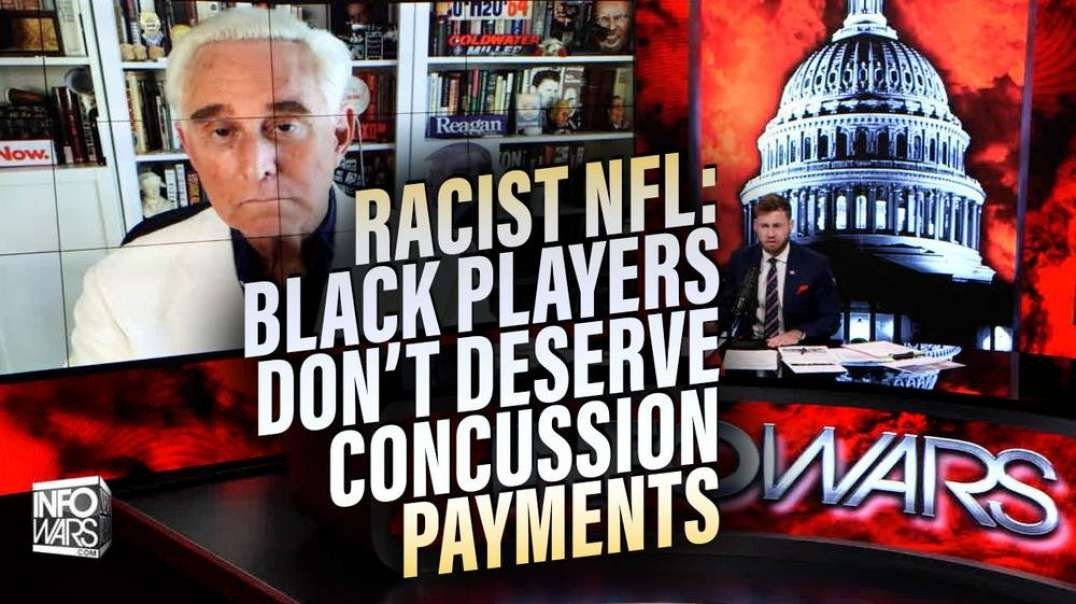 Racist NFL Claims Black Players Don't Deserve Concussion Payments
