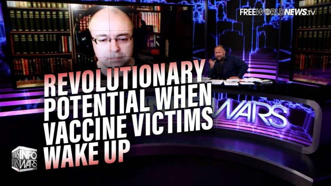 Vox Day- Society Will Reach Revolutionary Potential When Vaccine Victims Wake Up