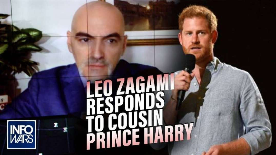 Relative of Prince Harry Responds To His Comments On First Amendment
