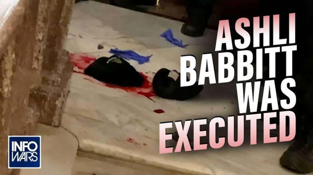 Proof- Ashli Babbitt Was Executed