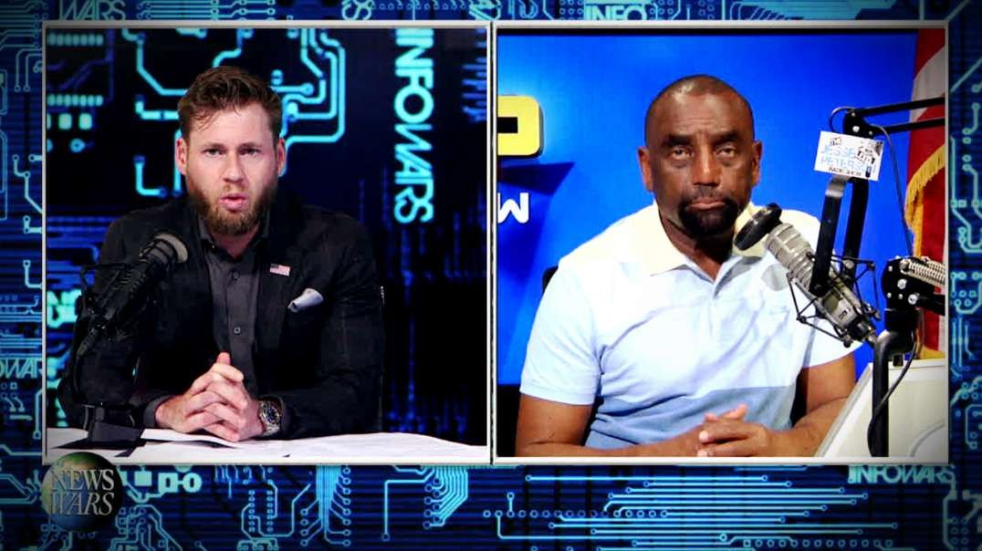 Jesse Lee Peterson Warns America That Racist Democrats Are Destroying The Country