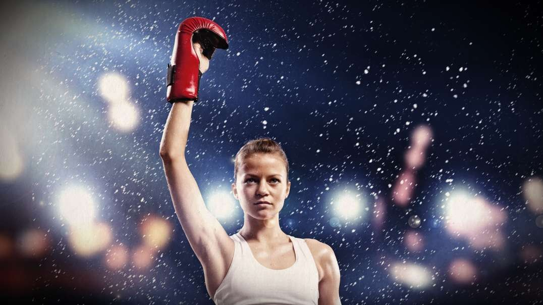 Female Boxer Speaks Out Against Men Competing In Women's Sports