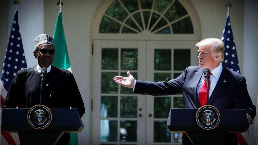 Donald Trump Makes Statement On Nigeria Banning Twitter