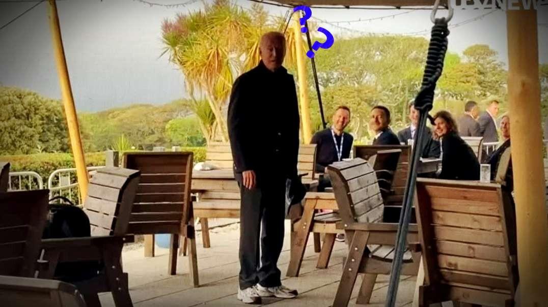 Joe Biden Gets Lost At G-7 Summit; Jill Has To Rescue Him