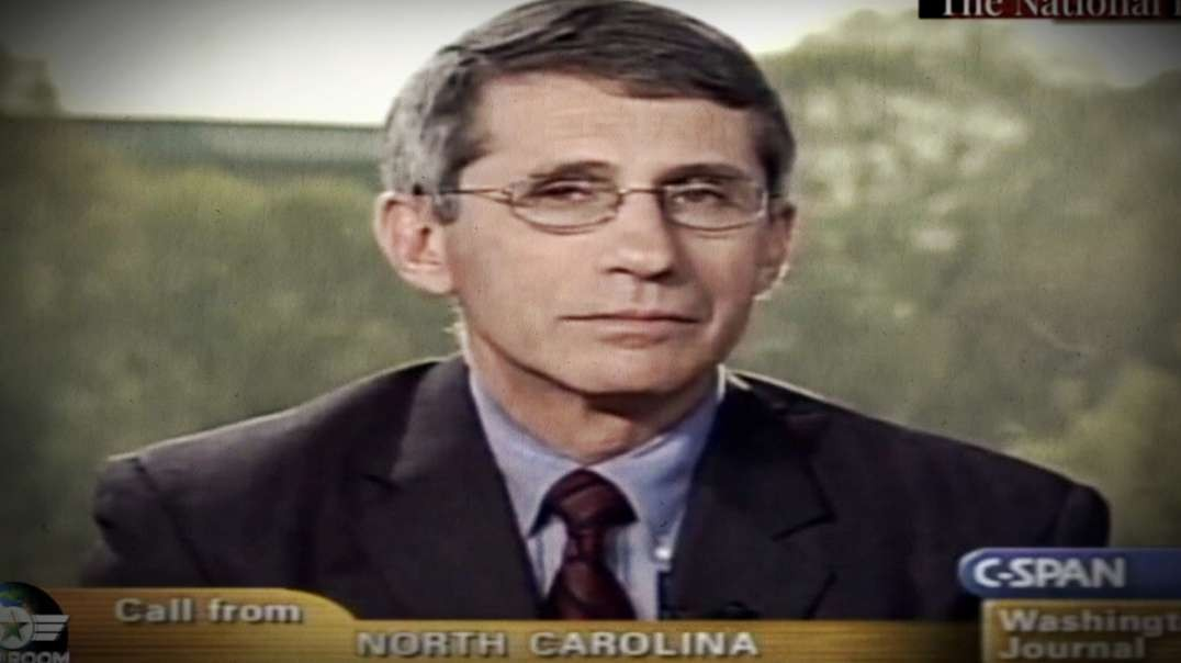 Flashback: Anthony Fauci Called Out By Physician On C-SPAN For Being A Hack And A Fraud
