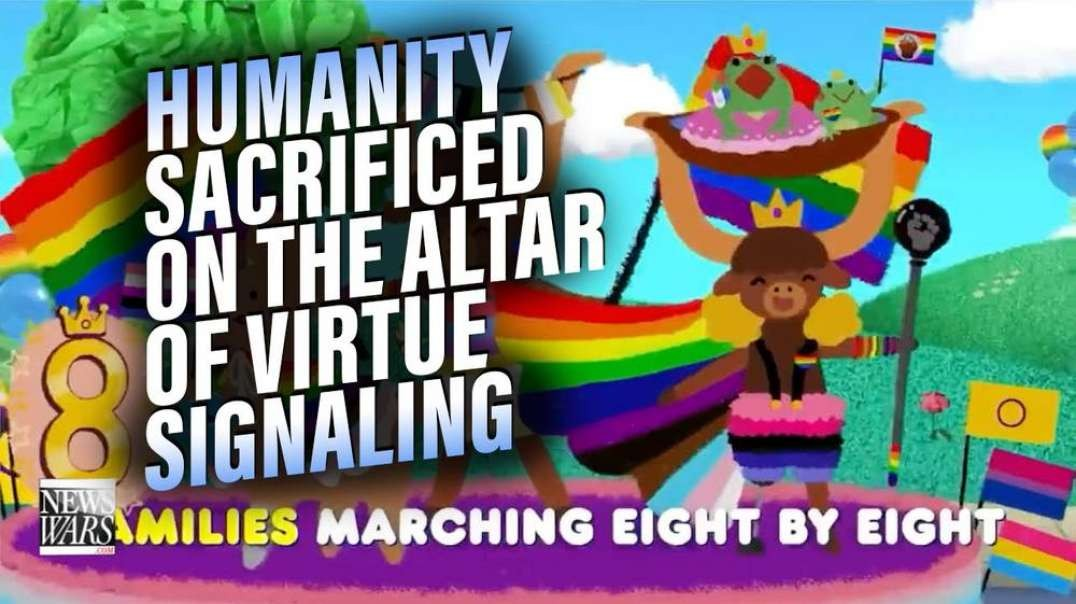 Humanity's Future is Being Sacrificed on the Altar of Virtue Signaling