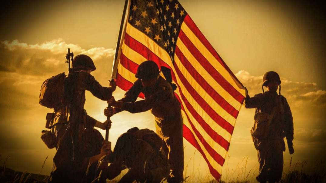 Veterans Ready To Stand Up And Save America
