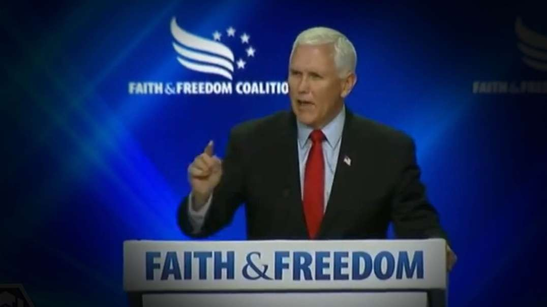 Mike Pence Booed Heckled And Called A Traitor While Speaking At Conference