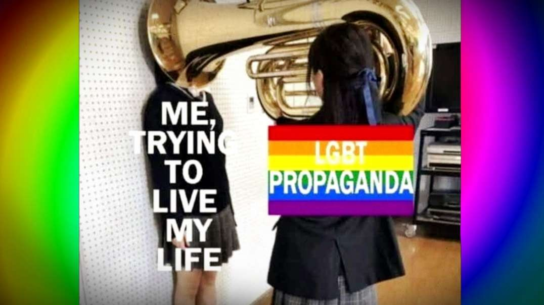The LGBTQ Mafia Won't Let Us Live Our Lives Without Their Indoctrination