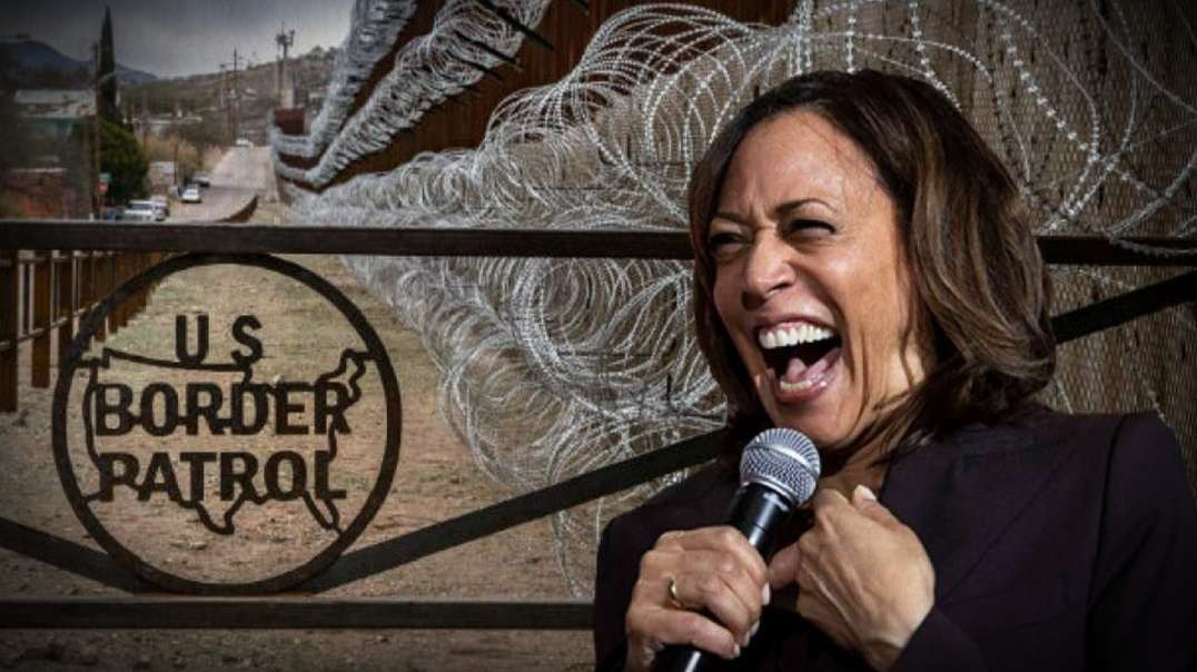 Kamala Harris Laughs During TV Interview When Asked About Southern Border