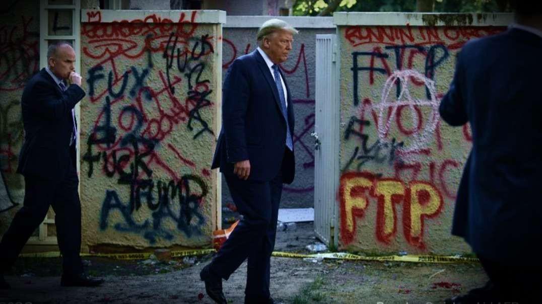 Did Trump Ask Military To Crack Skulls Of Democrat Rioters In 2020?