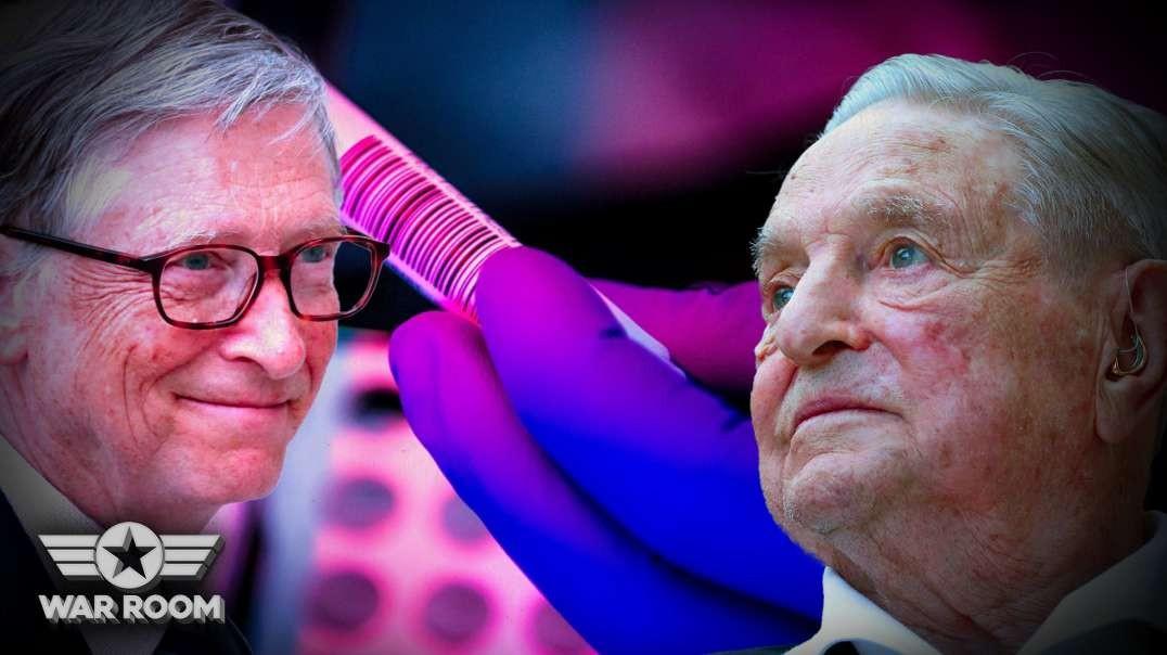 Nazis, Gates, And Soros Team Up For Next Level Of COVID Tyranny