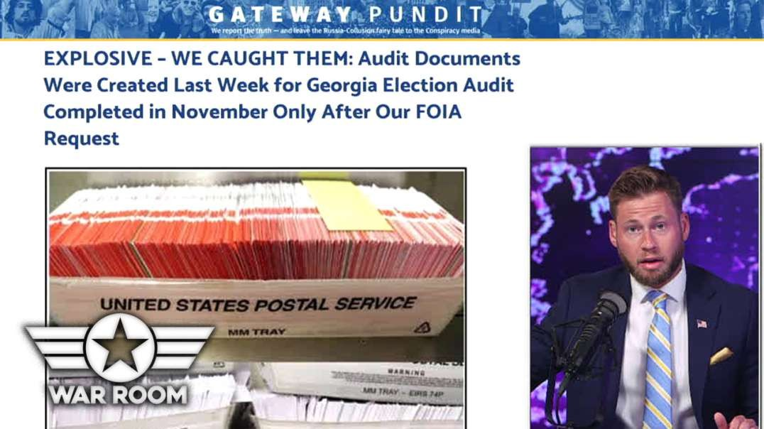 As Proof Of Election Theft Comes Out In GA And AZ More Republicans Call For Audits
