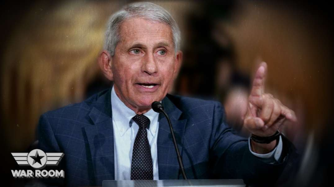 PREDICTION: Anthony Fauci Is Going To Prison